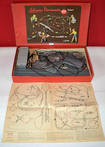 SCHUCO Varianto 3010, boîte avec circuit,...