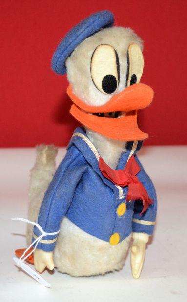 Donald Duck mécanique, production Walt Disney....