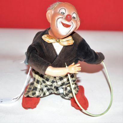 Allemange, Max Carl: Clown mécanique sauteur...