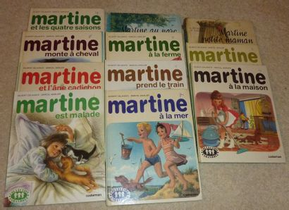 11 livres Editions Casterman collection Farendole...