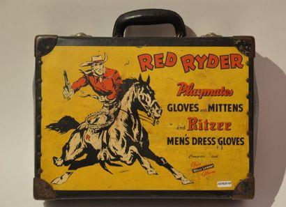 The Red Ryder/Harman: rare malette de représentant...