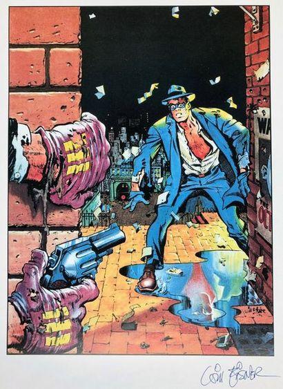 Eisner Will: litho illustrant