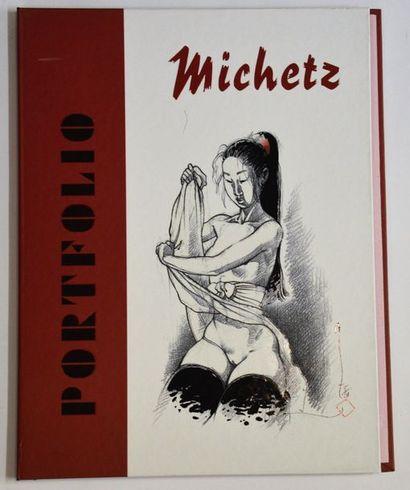 Michetz Marc: Portofolio illustrant des nus...