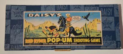 The Red Ryder/Harman: Daisy's pop-up