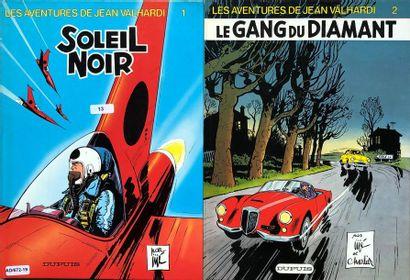 Jigé/Follet/Jean Valhardi. Collection complète...