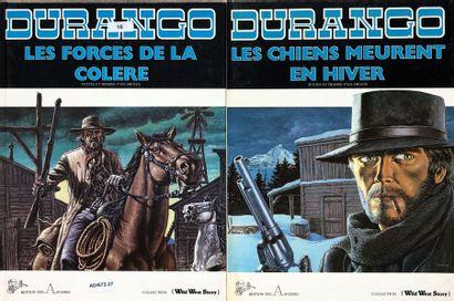Yves Swolf/Durango. Ensemble des 13 premiers...