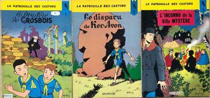 Mitacq/La patrouille des castors. Collection...
