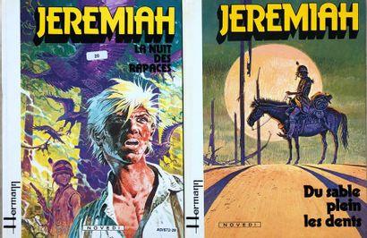 Hermann/Jeremiah. Les 19 premiers tomes édition...