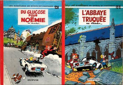 Fournier/Cauvin/Tome/Spirou & Fantasio. Tomes...