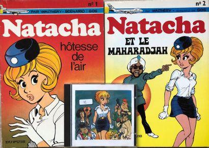 Walthéry/Natacha. Ensemble des 16 premiers...