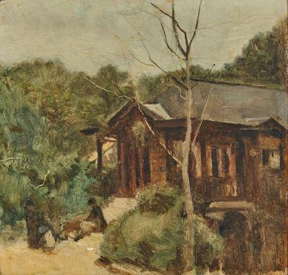 Jean-Baptiste-Camille COROT (1796-1875)....