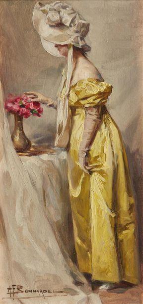 François-Alexandre BONNARDEL (1867-1942)....