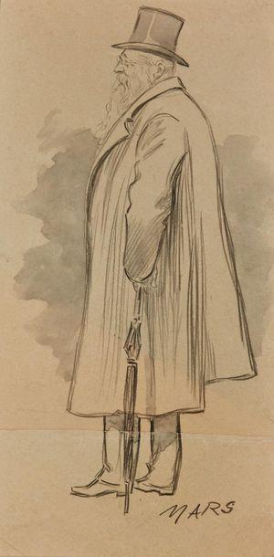 Maurice Bonvoisin dit MARS (1849-1912). Auguste...