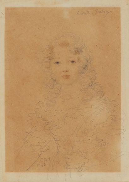 Jean-Baptiste ISABEY (Nancy 1767-Paris 1855)....