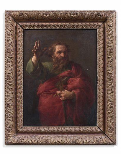 Attribué à Pompéo BATONI (1708-1787).  Saint...