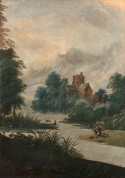 École FLAMANDE vers 1700, suiveur de Jan...
