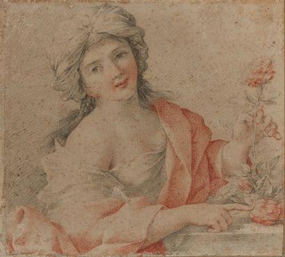 Attribuée à Francesco BARTOLOZZI (1727-1815)....