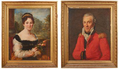 Constance-Marie CHARPENTIER (Paris 1767-1849)....