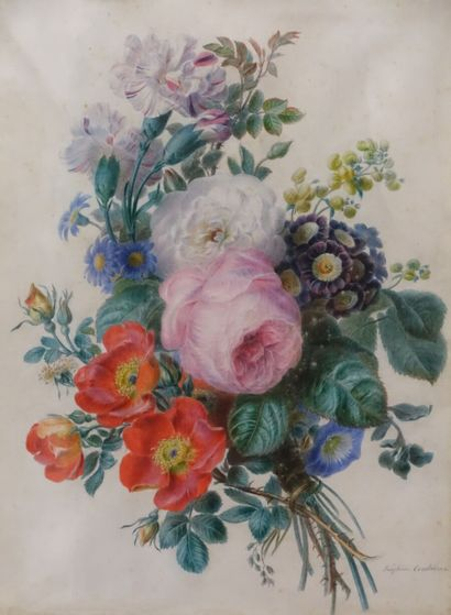 Joséphine COUTANCE (active au salon de 1833...