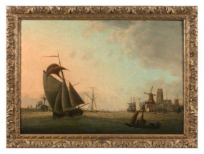 Attribué à Jan Van OS (Middelharnis 1744...