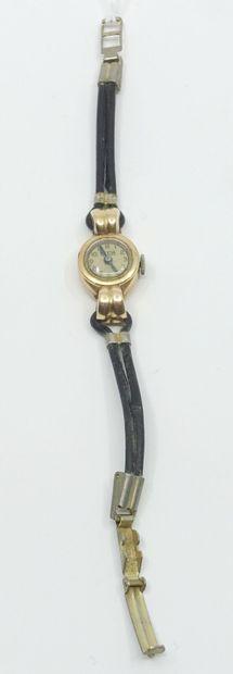 Montre bracelet de dame, la montre de forme...