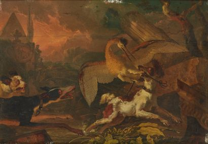 Abraham HONDIUS (Rotterdam vers 1625-Londres...