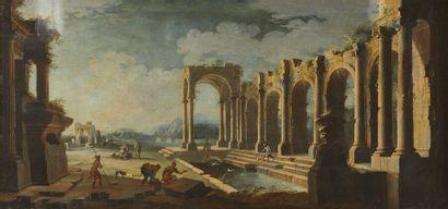 Gennaro GRECO dit MASCACOTTA (Naples 1663-1714)...