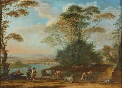 Attribué à Jean-Baptiste BENARD (1752- après...
