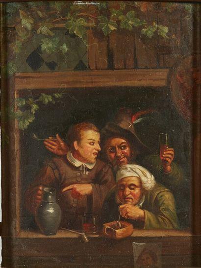 École du XIXe siècle dans le goût du XVIIe...
