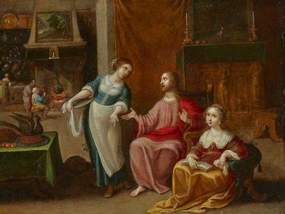 Cornelis de BAILLEUR (Anvers 1607-1671)  Le...