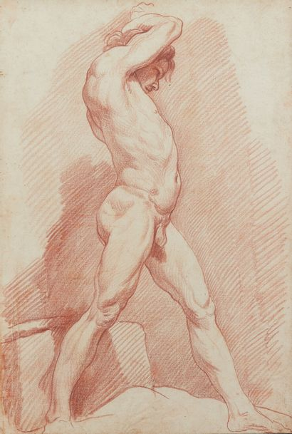 Edmé BOUCHARDON (Chaumont 1698-Paris 1762)...