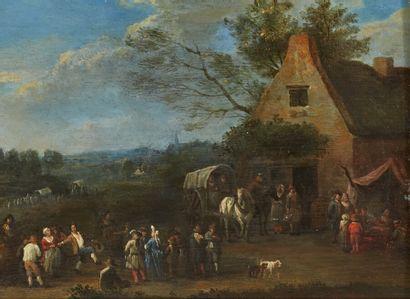 Attribué à Franz de Paula FERG (1689-1740)...