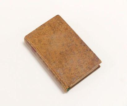 BOISARD Jean-Jacques. Fables. Seconde édition....