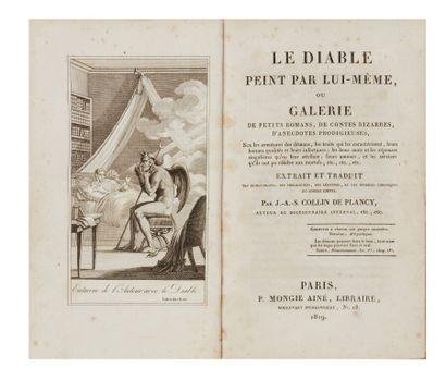 COLLIN DE PLANCY Jaques-Albin-Simon. Le Diable...