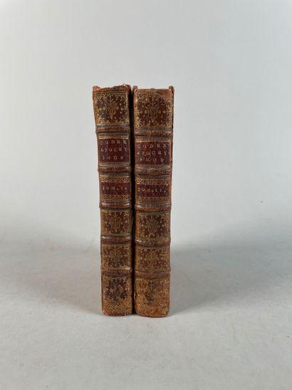 FABRICIUS Johannes Albertus. Codex apocryphus....