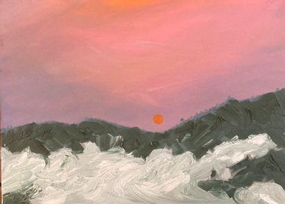 SHAN SA (née en 1972)  Deux compositions...