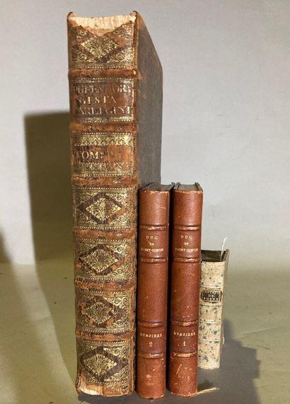 Lot de livres comprenant :  - L'abbé Valart,...