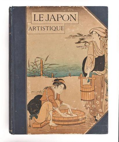 BING (S). LE JAPON ARTISTIQUE. Documents...