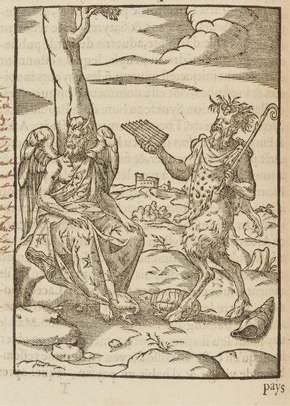 CARTARI Vincenzo. Les images des Dieux des...