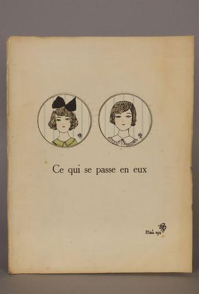 B., S. Ce qui se passe en eux. Paris, Nancy,...