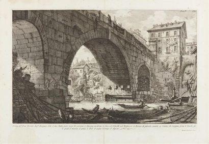 Giambattista Piranesi (1720-1778) Veduta...