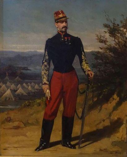 Adolphe YVON (1817-1893).