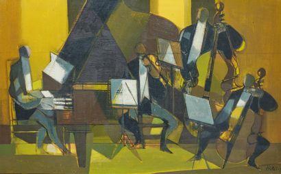 Camille HILAIRE (1916-2004). L'Orchestre...