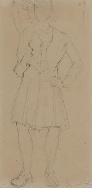 Attribué à Emile-Othon FRIESZ (1879-1949)....