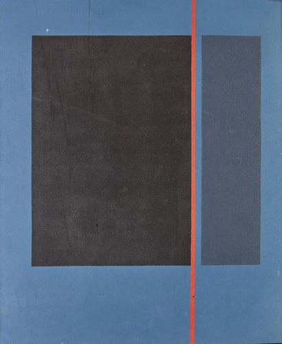 Knut NAVROT (né en 1955). Composition avec...