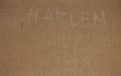 Paul COLIN (1892-1985). Nu rouge Huile sur toile, signée en bas à gauche. Haut....