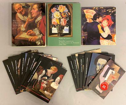 ART-PEINTURE-HISTORY OF ART] 16 vols  Alyse...