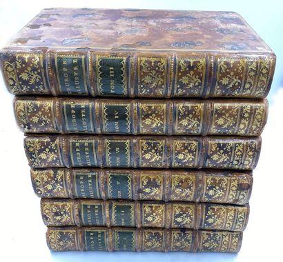 DREUX DU RADIER- EUROPE- HISTORY] 6 vols...
