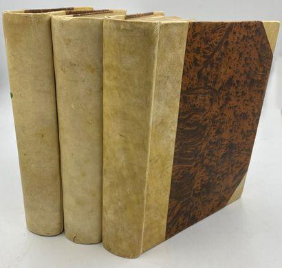 HISTORY - ENGLAND-LEDIARD] 3 vols.  Thomas...
