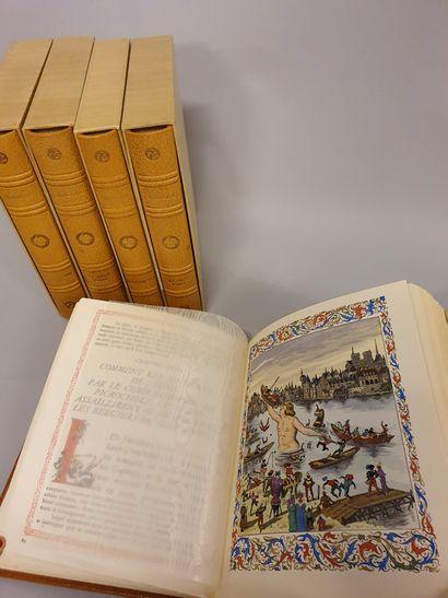 RABELAIS (François): Complete Works.  Illustrations...